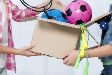 réduction des déchets : don ou achat d'occasion